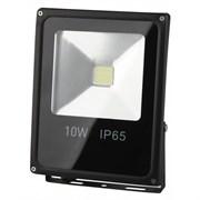 Прожектор ЭРА светодиодный  LPR-10-6500К-М 10Вт 700Лм 6500K 85х115