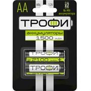 Аккумулятор Трофи HR6-2BL 1500mAh 2 штуки