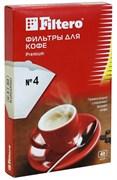 Фильтр для кофеварок Filtero №4/40