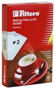 Фильтр для кофеварок Filtero №2/40