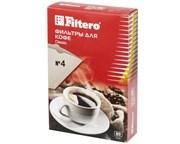 Фильтр для кофеварок Filtero №4/80 коричневые