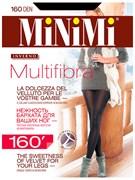 "Колготки женские MiNiMi ""MULTIFIBRA 160"" Nero 5-XL"