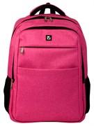 """Рюкзак BRAUBERG молодежный с отделением для ноутбука, """"Омега"""", розовый, 49х35х18 см     226343"""