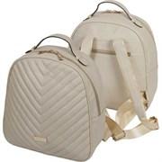 Рюкзак молодежный deVENTE 31х28х13 см, 1 отделение, кожзам, 7032028