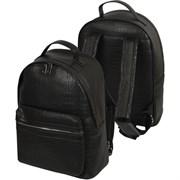 Рюкзак молодежный deVENTE 30х25х11 см, 1 отделение, кожзам, 7034067