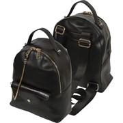 Рюкзак молодежный deVENTE 29х22х11 см, 1 отделение, кожзам, 7034073