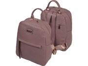 Рюкзак молодежный deVENTE 33х27х12 см, 1 отделение, кожзам, 7032037
