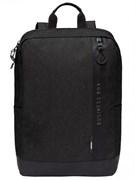 Рюкзак молодежный GRIZZLY 28х42х12 см, полиэстер,  RQ-013-4/1 черный