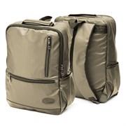 Рюкзак подростковый 39,5х28х11 см, 1 отделение, 4 кармана, коричневый, 254-351