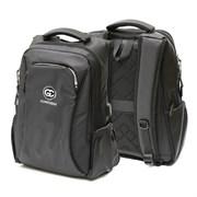 Рюкзак подростковый 47х37х15 см, 2 отделения, 3 кармана, черный