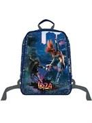 "Рюкзак подростковый Proff ""Ibiza"" 36х26х21 см, каркасный,  DN14-HBP2"