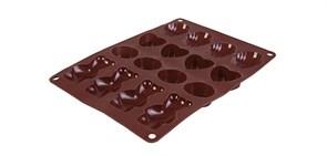 Форма силиконовая для выпечки TalleR TR-6213 16 печений