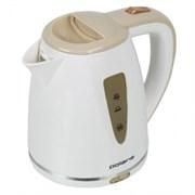 Чайник электрический Polaris PWK 1038 C белый-бежевый