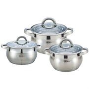 Набор посуды RAINSTAHL RS-1644-06 CW 6 предметов