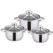 Набор посуды RAINSTAHL RS-1645-06 CW 6пр.