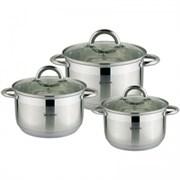 Набор посуды RAINSTAHL RS-1647-06 CW 6 предметов