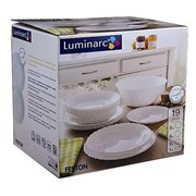 Сервиз столовый Luminarc Feston 19пр. 14977 11552