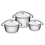 Набор посуды Tramontina 65660 024-TR Allegra 3 пр.