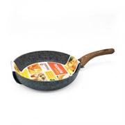 Сковорода Appetite GR2281 28см Grey Stone