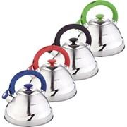 Чайник RAINSTAHL RS WK-7643-30 3,0л со свистком 4 цвета