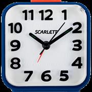 Будильник Scarlett SC-AC1014N темно-синий