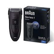 Бритва Braun FreeControl 170 Series 1 черный