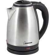 Чайник электрический HOMESTAR HS-1010 (1.8л) 003013 стальной