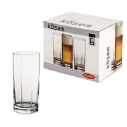 Набор стаканов PASABAHCE Kosem 380сс 42082
