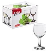 Набор фужеров PSB 6 штук 44415 для белого вина 175мл БИСТРО