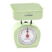 Весы Lumme LU-1302 зеленый нефрит
