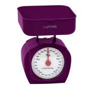 Весы Lumme LU-1302 фиолетовый чароит
