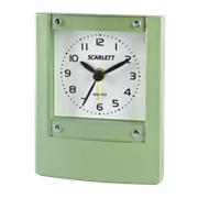 Будильник Scarlett SC-801 зеленый