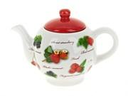 """Чайник заварочный Polystar L2520265 """"Садовая ягода"""""""